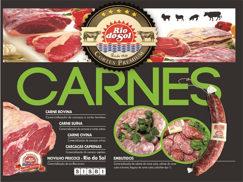 Axys teste carne